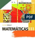 Matemáticas III 3er grado - Volumen I - Libro para el maestro.pdf