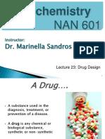 The World of Drug