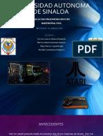 Planeación Exposición Atari