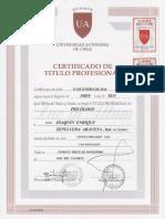 Certificado de Título Profesional_Joaquín Sepúlveda Aravena