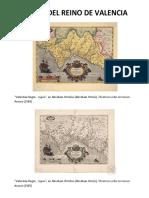 Mapas del antiguo Reino de Valencia-3