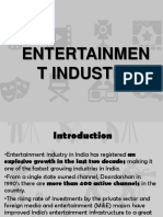 Entertainment Industry-3 (New)