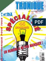 Electronique Et Loisirs 051 - 2003 - Aout