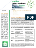 Cyber Security Services June 2015 Vol 45 Newsletter