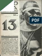 Nuestro Cinema. 10-1933