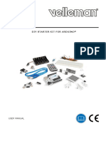Arduino Starter Kit Manual