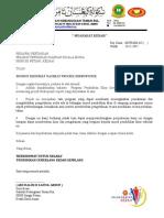 Surat Mohon Khidmat