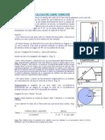 Cálculo Del Radio Terrestre - Topografia