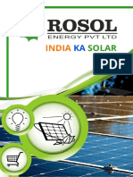 Rosol Energy Pvt. Ltd.