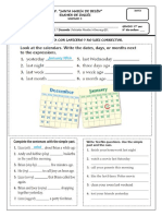 Imprimir Examenes Ingles