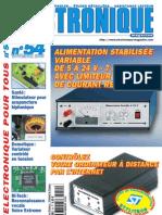 Electronique Et Loisirs 054 - 2003 - Novembre