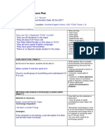template for lesson plan 1