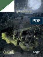 Pantalla y Libro de Apoyo Del Guardian