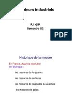 1 Introduction Métrologie