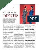 8 - Artigo - Conversas Difíceis