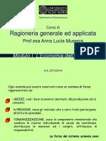 0.La Dinamica Dei Mezzi Aziendali_I Parte