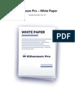 EtherPro White Paper