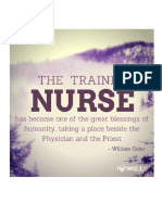 Nursing Qoutes