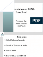 Bsnl Presentation