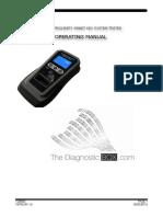 TDB003 Manual