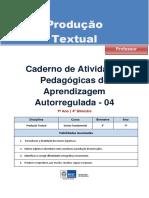 Producao Textual Regular Professor Autoregulada 7a 4b