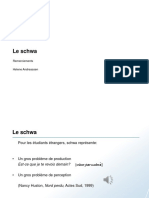 Cours Schwa