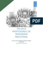 Resolución Del i Examen de Diseño Industrial