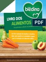 Blédina - Livro Dos Alimentos