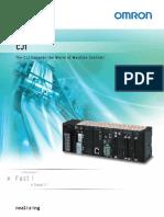 PLC Omron Cj1_p052 e1 11