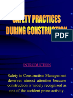 Safety - Const.