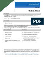 Polyester Standard