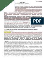 Derecho Agrario UNNE - Unidad 2