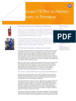 Case Study Petrom Sa Oil Refinery