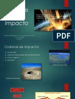 Crateras de Impacto