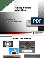 Boiler Tubing Failure Reduction- Structural Integrity Associates