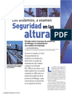 Los Andamios a Examen Seguridad en Las Alturas