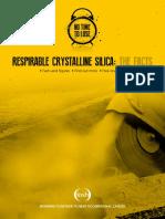 Respirable crystalline Silica