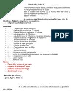 Lista de Útiles 4º Basico (Autoguardado)