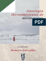 Antologia Iberoamericana de Microcuento, Homero Carvalho (comp.)