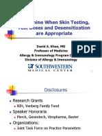 Drug Allergy Skin test, test dose, desensitization AAAAI 2014.pdf