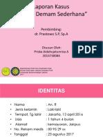 LAPKAS Dr. Prastowo, Sp.A