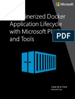 Containerized Docker Application Lifecycle With Microsoft Platform and Tools (eBook) v1.1