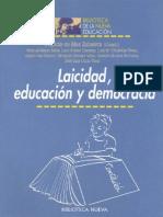 Laicidad, educación y democracia.pdf