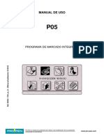 Manual Software p05