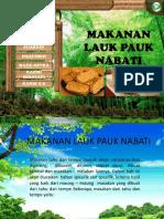 Makanan Lauk Pauk Nabati