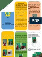 Leaflet Senam Ergonomik