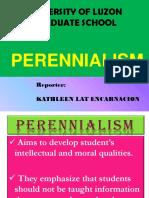Perennial is m