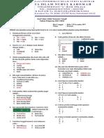 Soal Ujian Akhir Semester Ganjil Kelas Xii Semester 1