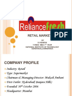 Reliancefresh Retailmarketing