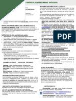 Informativo General Matricula y Renovación Beneficios Alumnos Antiguos 2... (1)